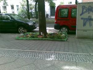 Area in Berlin