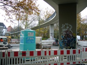 Kurfürstenallee - Querung Höhe Loigny Straße