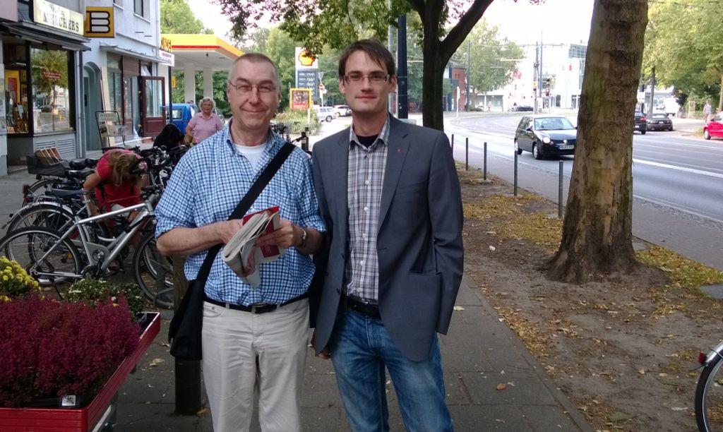 Gerd Rohde, Dominic Spinnreker