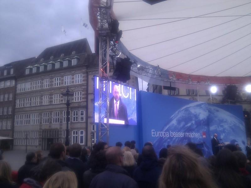Martin Schulz, MdEP